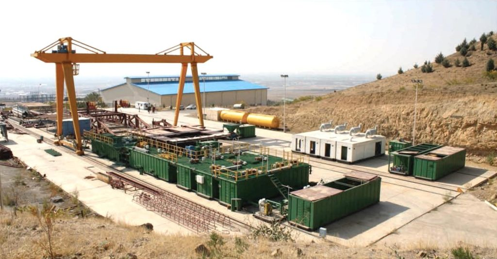 کارگاه ساخت مکانیک جهاد دانشگاهی-تولید سازه های خورشیدی سمانیر